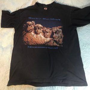 San Fran Harley t-shirt